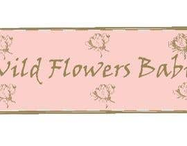 #21 for Design a Logo for Wild Flower Babies af stardust4me