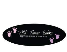 #22 cho Design a Logo for Wild Flower Babies bởi blossom2smile