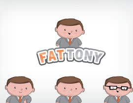 #98 para Fat Tony (logo) por DavidClarkDesign