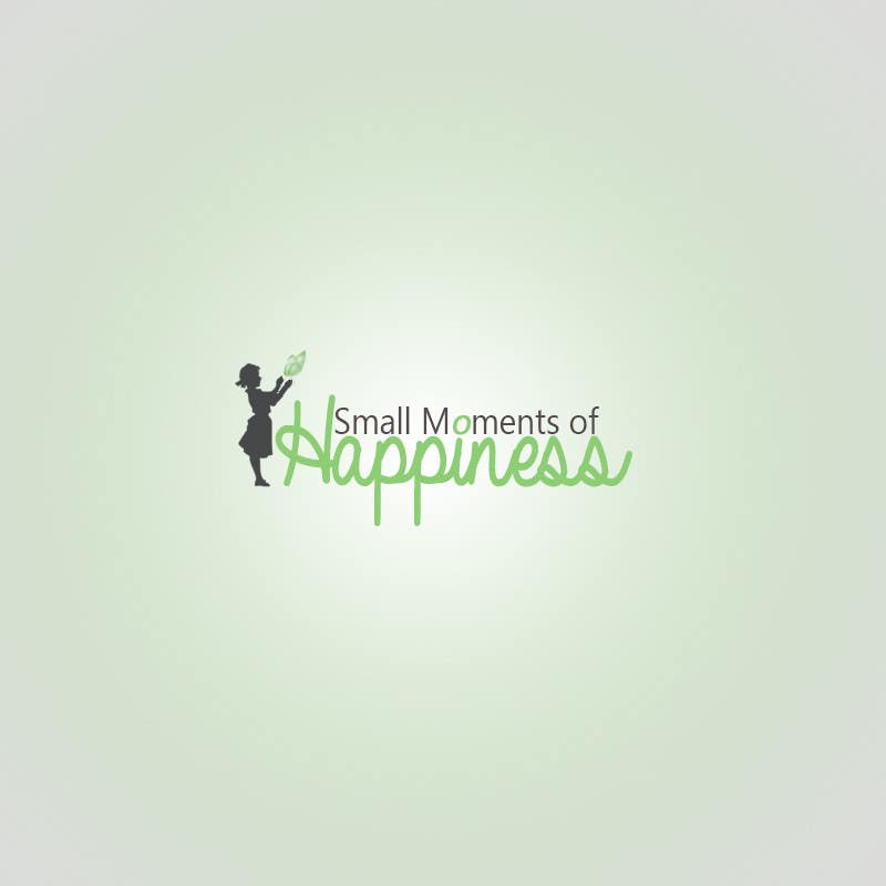 #36 for Design a Logo for Small Moments of Happiness, from Uptitude by ebosztonics