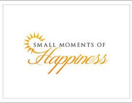 #44 for Design a Logo for Small Moments of Happiness, from Uptitude by saimarehan