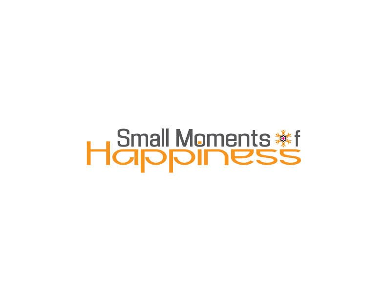 #29 for Design a Logo for Small Moments of Happiness, from Uptitude by ffarukhossan10