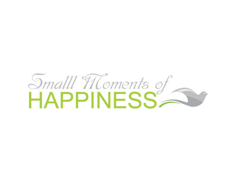 #41 for Design a Logo for Small Moments of Happiness, from Uptitude by ffarukhossan10
