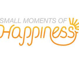 #31 para Design a Logo for Small Moments of Happiness, from Uptitude por CLHarby