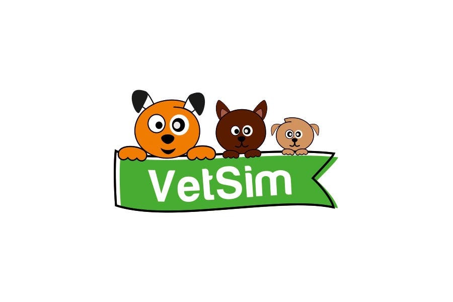 #270 for Design a Logo for VetSim by ImArtist