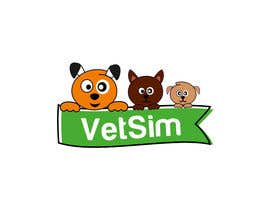 #270 para Design a Logo for VetSim por ImArtist