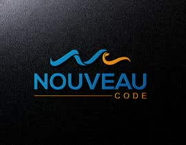 Nro 144 kilpailuun Design a Logo for Nouveau code feat. Digital fingerprint käyttäjältä Designart009