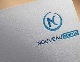 Nro 184 kilpailuun Design a Logo for Nouveau code feat. Digital fingerprint käyttäjältä UturnU