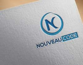 Nro 185 kilpailuun Design a Logo for Nouveau code feat. Digital fingerprint käyttäjältä UturnU
