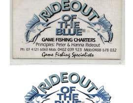 Nro 5 kilpailuun Design a Logo for a Fishing Charter Company käyttäjältä Psychoptik