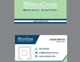 prosonjit07 tarafından Design Business Card template için no 12
