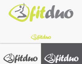 #199 for Design a Logo for fitduo by Alexandru02