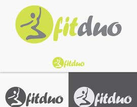 #200 for Design a Logo for fitduo by Alexandru02