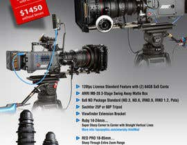 #23 for Sales Email Brochure Design for Waywest Lighting & Camera Inc. by smarttaste