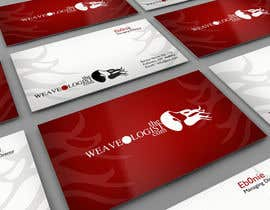 #8 untuk Create Luxe Business Cards for Hair company oleh trying2w