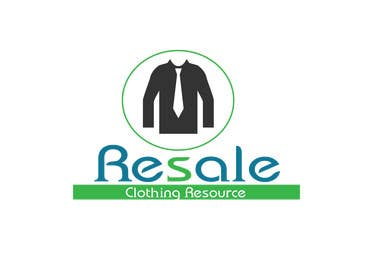 gpatel93 tarafından Design a Logo for  Resale Clothing Resource için no 47