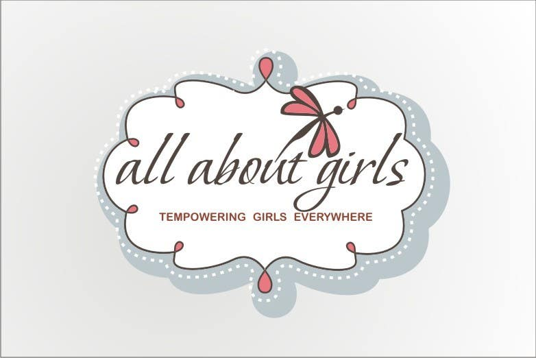 Kandidatura #156për Logo Design for All About Girls