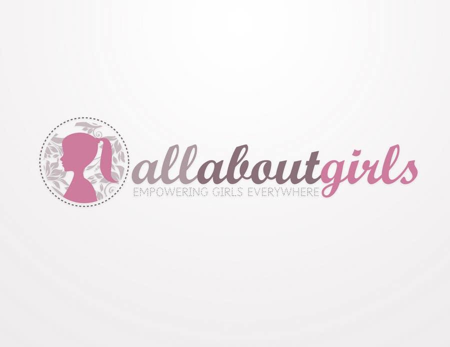 Kandidatura #147për Logo Design for All About Girls
