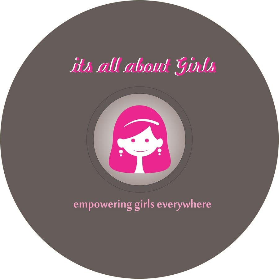 Kandidatura #222 për Logo Design for All About Girls
