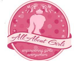 #254 dla Logo Design for All About Girls przez Djdesign