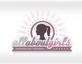 #179 pentru Logo Design for All About Girls de către tilak1977