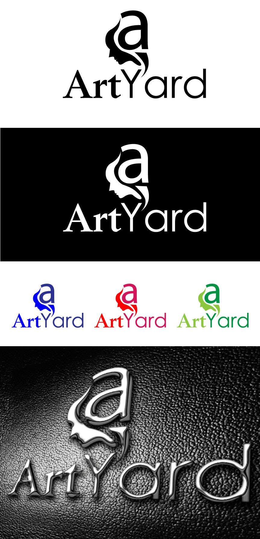 Inscrição nº 153 do Concurso para Design a Logo for Art Yard