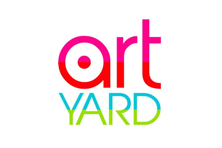 #333 for Design a Logo for Art Yard by helenasdesign