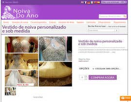 #6 para Design product description for wedding dresses (over a existing text) por vishnuremesh