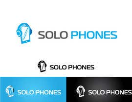 #62 for Solo Phones | Logo Design Contest af rahim420
