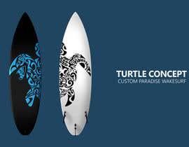 Agshana tarafından surfboard graphics için no 35