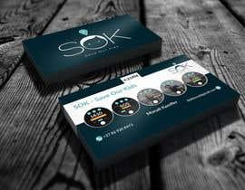 lipiakhatun586 tarafından Design modern business card for SOK için no 8