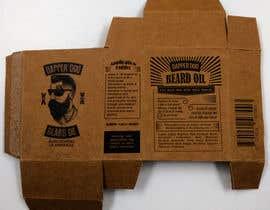 Nro 35 kilpailuun Box design for male grooming product! käyttäjältä mariacastillo67