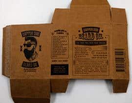 Nro 51 kilpailuun Box design for male grooming product! käyttäjältä mariacastillo67