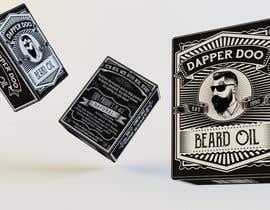 Nro 67 kilpailuun Box design for male grooming product! käyttäjältä pencey