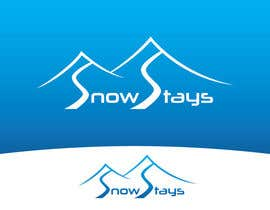#43 for Logo for SnowStays by AnaKostovic27