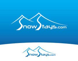 #45 for Logo for SnowStays by AnaKostovic27
