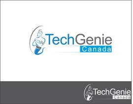 #52 untuk Design a Logo for Tech Genie Canada oleh alizainbarkat