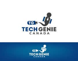 #37 for Design a Logo for Tech Genie Canada by texture605