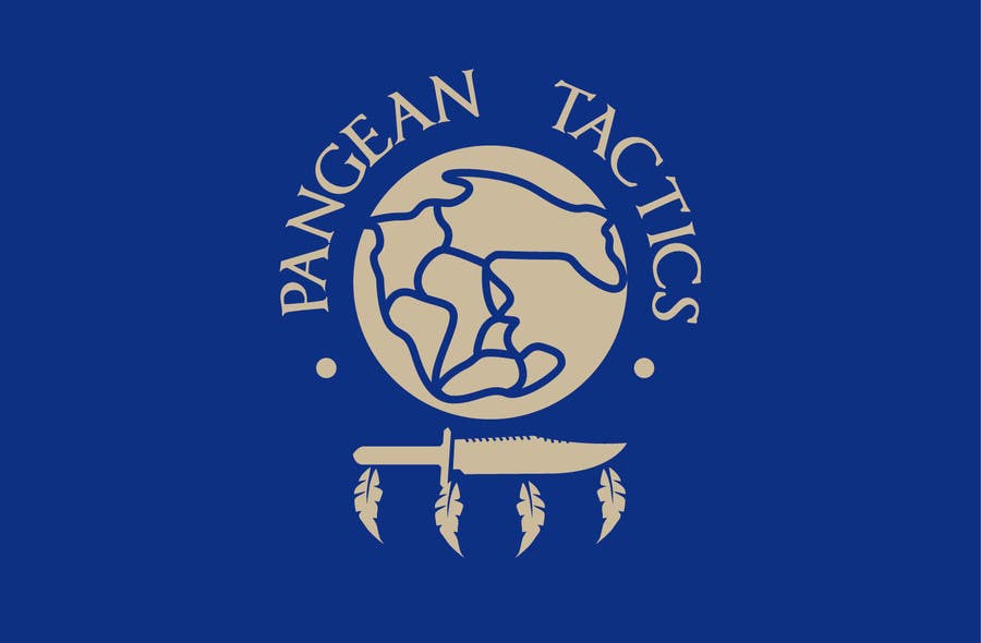 Penyertaan Peraduan #4 untuk Design a Logo for Pangean Tactics