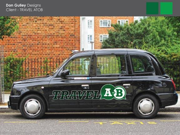 Kilpailutyö #55 kilpailussa Design a Logo for taxi company