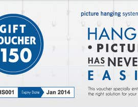 #8 untuk I need some Graphic Design for a gift voucher to sell from our webshop to customers oleh thefluxmedia