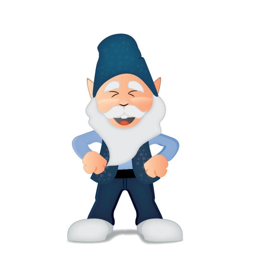 Kilpailutyö #33 kilpailussa Gnome Illustration Design