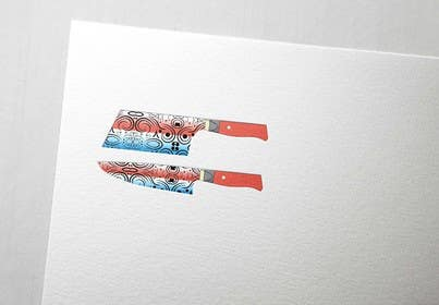 graphicdesign001 tarafından I need a Grafik Design to etch on my Kickstarter Knife Series için no 4