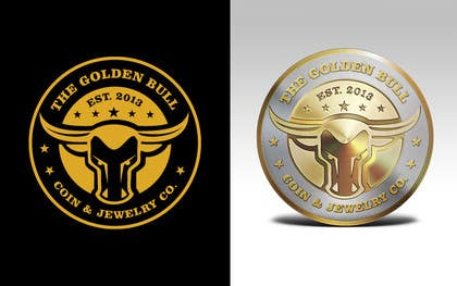#285 for Design a Logo for Coin Jewelry brand by suneshthakkar