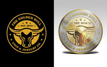 #288 for Design a Logo for Coin Jewelry brand by suneshthakkar