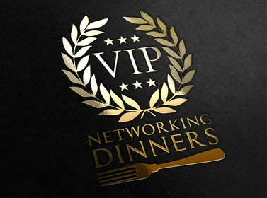 Graphic Design Contest Entry #146 for Design a Logo for Vip networking dinners