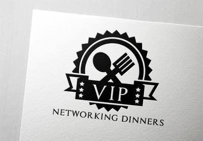 Graphic Design Contest Entry #180 for Design a Logo for Vip networking dinners