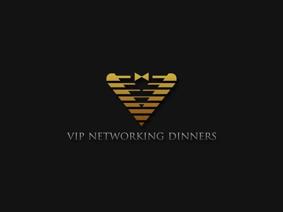 #74 for Design a Logo for Vip networking dinners by seroo123