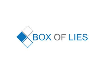pavelsjr tarafından Box of Lies Logo için no 35
