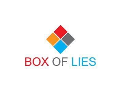 pavelsjr tarafından Box of Lies Logo için no 37